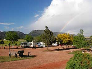 Royal View at Royal Gorge Campground